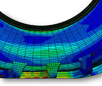Standard tyre: external resistance